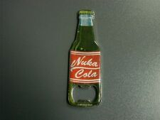 Fallout 3 / 4 Nuka Cola Bottle Opener Fridge Magnet - Rare US Promo - New Sealed