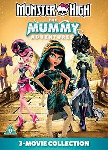 Monster High: The Mummy Adventures [DVD][Region 2]