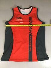 Borah Teamwear Womens Venganza Tri Triathlon Top Xlarge Xl (6910-123)