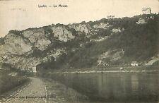 CPA - Belgique - Lustin - La Meuse