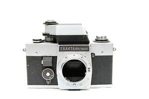 Exakta RTL 1000 Camera Body + Case-Spares or Repairs