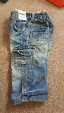 Boys Easy Pull On Jeans