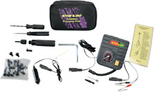 Stop & Go International Portable Tubeless Motorcycle Tire Puncture Pilot Kit