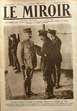 Le miroir n°193 - 1917 - Ruines du Parthénon - Nieuport Les Bains - Robécourt