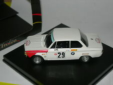Trofeu Models 1:43 1724 Bmw 2002 #29 Tour de Corse 1969 NEW