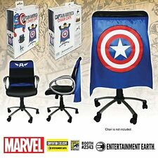 Captain America Chair Cape Marvel EE Convention Exclusive New