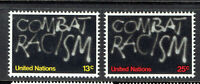 United Nations New York 1977 Campaign Against Racial Discrimination - Set - MUH