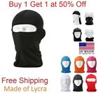 Ski Face Mask Sun Shield Motorcycle Cycling Balaclava Lycra Face Mask Neck LOT