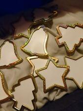 Plastic Craft Arbre de Noël pendaisons.