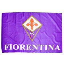 Bandiera Fiorentina Ufficiale 70 x 50 cm Prodotto originale  Viola Firenze  2018