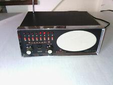 Bearcat Electra, 8 Channel Analog Scanner, Model Bc-3 Lh, Year 1976