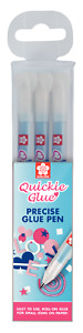 Craft Glue Pens Sakura Quickie Fine Ball Point Adhesive 2-Ways Card Making Paper