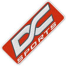 """Racing und sponsoren Fan Aufnäher """" DC Sports"""" 8 x 3cm"""