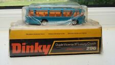 Dinky Toys 296 - DUPLE VICEROY 37 Luxury Coach - Vintage - Boxed - Dinky Bus