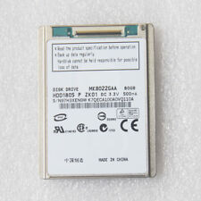 "1.8"" 80GB MK8022GAA 5MM ZIF CE PATA Hard Disk Drive FOR iPod Classic 6th 6gen"