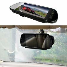 """CAR REAR VIEW 7"""" LCD MONITOR VISION BACKUP REVERSING PARKING CAMERA TFT"""