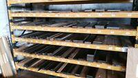 Ground Flat Stock Gauge Plate O1 steel 10mm 15mm 20mm 25mm 30mm x 500mm long