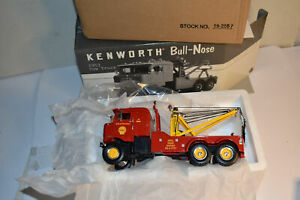 First Gear Kenworth Bull-Nose 1953 Tow Truck Shell NRFB 1/34 19-2557