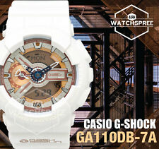 Casio G-Shock x Dutch DJ Dash Berlin Collaboration Watch GA110DB-7A