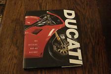 Ducati The Official Racing History HC/DJ 2000 Marco Masetti MotoGP ahrma