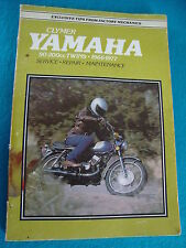 1966-1977 Yamaha RD200 RD125 HS1 LS-2 YL1 AS2C YAS1 YCS1 CS3 CS5 Shop Manual OLD