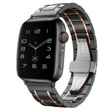 Ceramic Bracelet Band Strap For Apple Watch Series 3/4/5/6 iWatch 38/40/42/44mm