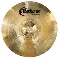 "Bosphorus Gold Fast Crash 16"" Becken"