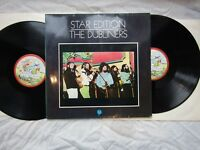 DUBLINERS double lp set STAR EDITION tranatlantic 0084 006 ........folk / 33rpm