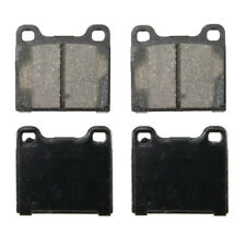 Disc Brake Pad Set Rear,Front Federated D31