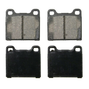 Disc Brake Pad Set-SST Rear,Front Federated D31