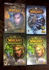 World of Warcraft Original Edition Plus Burning Crusade & Wrath Of The Lich King