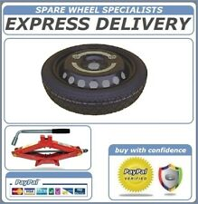 """SEAT ALHAMBRA (2005-PRESENT DAY) 16"""" SPACE SAVER SPARE WHEEL AND TOOL KIT"""