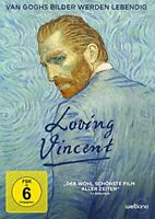 Loving Vincent [DVD/NEU/OVP] im Stil von Vincent van Gogh handgezeichnetes D