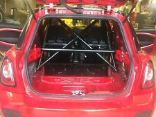 BMW MINI R56 2006- saftey device Track day MSA Half Cage Bolt In Roll cage