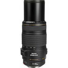 Original Box Canon Ef 70-300 mm F/4-5.6 Is Usm Lens 0345B002 Summer Splash Sale