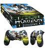 PS4 Pro Skin Horizon Zero Dawn Aloy Hunter 01 Sticker + 2 X Pad decal Vinyl LAY