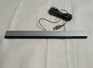 Original Nintendo Wii Wired Infrared U Sensor Bar RVL014 LOTS of 1 2 3 4 5 10 20