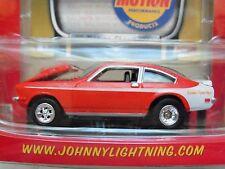 JOHNNY LIGHTNING - CLASSIC GOLD - BALDWIN MOTION 1971 CHEVY VEGA - 1/64 DIECAST