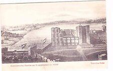 Kenilworth Castle As It Appeared In 1620-Kenilworth England-Postcard