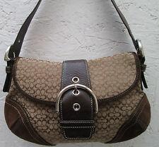 Auth  réf: n° F05W-6818 beau  sac à main  COACH TBEG   vintage bag