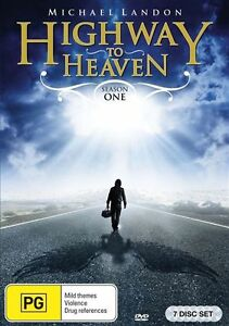 Highway To Heaven Season 1 (DVD, 7-Disc Set) Brand new and Sealed Region 4 🎬🎬