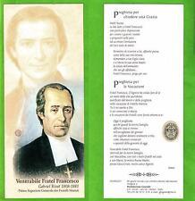 Reliquia Santino Reliquiario – Venerabile Fratel Francesco (Gabriel Rivat)