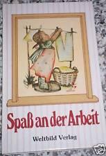 """Hummel Buch """"Spaß an der Arbeit"""" viele Hummelbilder * 56 Seiten"""
