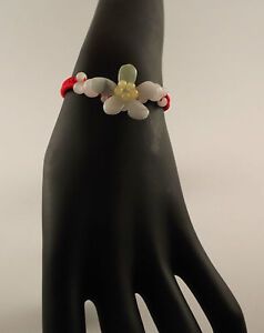 Various natural Jade Shamballa gemstone flower bracelets.