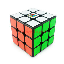 3x3 Black Smoothly Professional Speed Magic Cube Puzzle Twist MF3RS Classic Toy