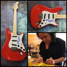 GFA Crime Band Guitarist * RON THE RIPPER GRECO * Signed Electric Guitar AD2 COA