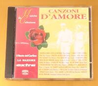 CANZONI D'AMORE - ONDA TIVU/EXTRA - OTTIMO CD [AD-112]