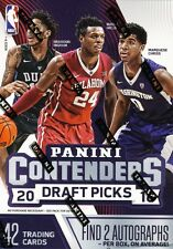 Panini Contenders 2016/17 NBA Basketball - 7 Pack Blaster Box (2 Autographs)