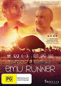 Emu Runner (DVD) NEW/SEALED [All Regions]