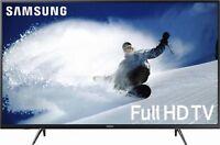 "Samsung 43"" Class FHD (1080P) Smart LED TV (UN43J5202AFXZA)"
